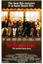 St. Elmo's Fire - Die Leidenschaft brennt tief Poster