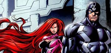 Bild zu:  The Inhumans