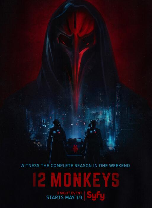 Twelve Monkeys Staffel 3