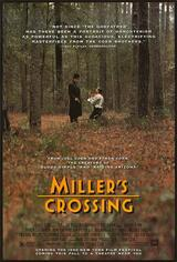 Miller's Crossing - Poster