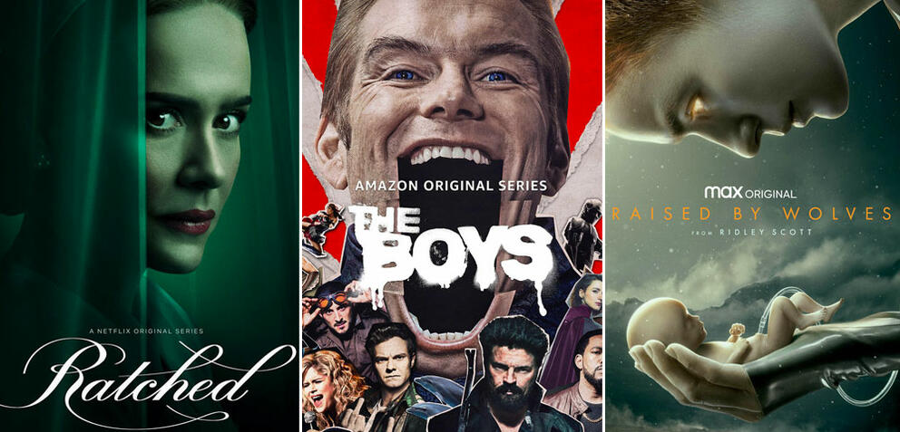 Serien und Staffeln im September 2020