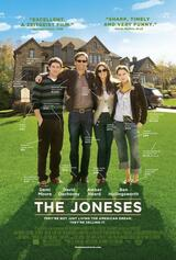 The Joneses - Verraten und verkauft - Poster