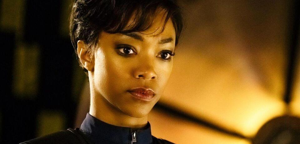 Star Trek: Discovery - Sonequa Martin-Green