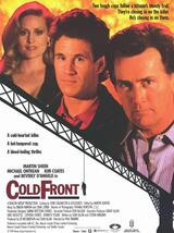 Cold Front - Ein Killer läuft Amok - Poster