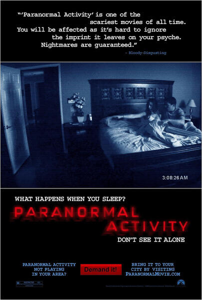 Paranormal Activity - Bild 2 von 16