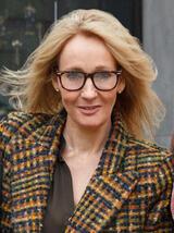 Poster zu J.K. Rowling