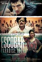 Escobar - Paradise Lost Poster