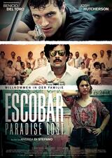 Escobar - Paradise Lost - Poster