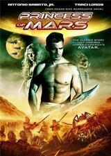 Princess of Mars - Poster
