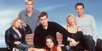 Dawsons Creek war die erste Serie, die Berlanti mitproduzierte