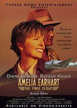 Amelia Earhart - Der letzte Flug - Poster