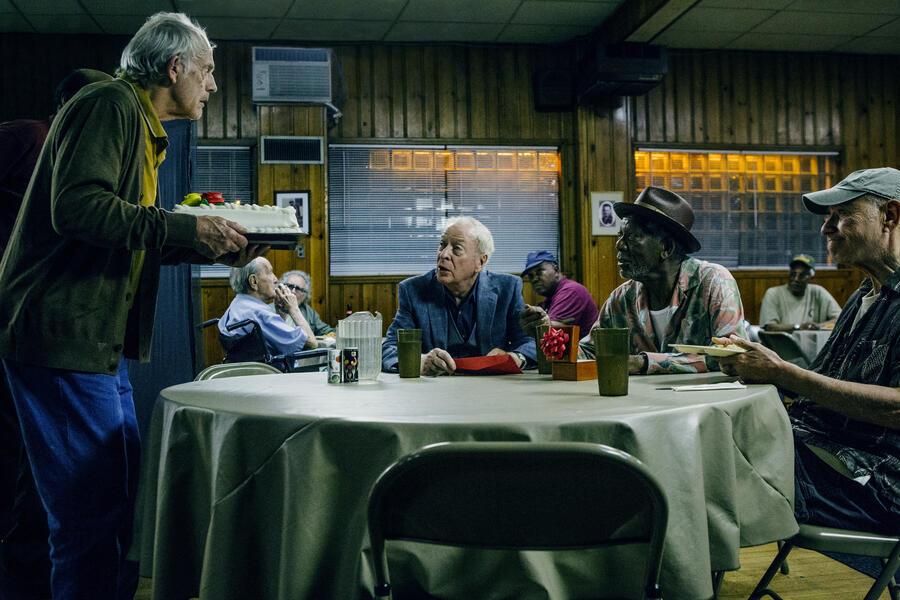 Abgang mit Stil mit Morgan Freeman, Michael Caine, Christopher Lloyd und Alan Arkin