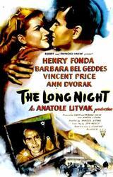 Die lange Nacht - Poster