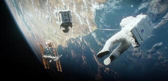 """""""Gravity"""" (2013) von Alfonso Cuarón"""