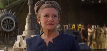 Bild zu:  Star Wars 7: Carrie Fisher