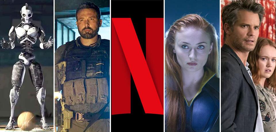 Neu bei Netflix im März