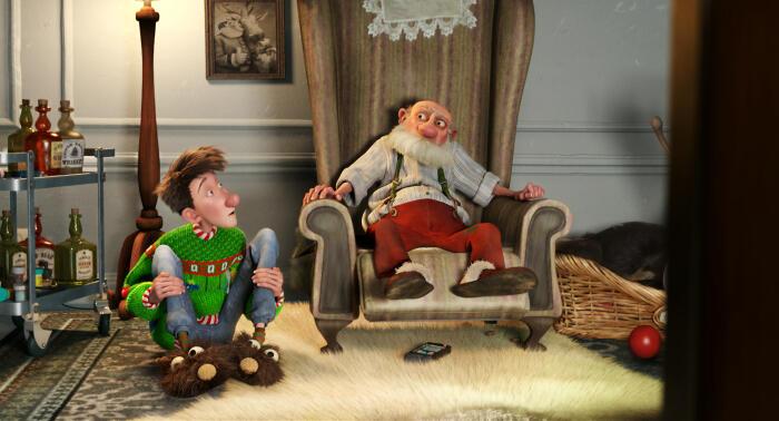 Arthur Weihnachtsmann - Bild 17 von 18