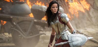 Jaimie Alexander als Sif in Thor - The Dark Kingdom