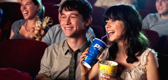 500 Days of Summer: Auch im Parkett kann das Kino glücklich machen