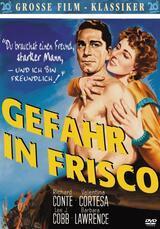 Gefahr in Frisco - Poster