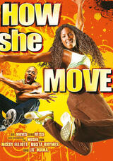 How She Move - Poster