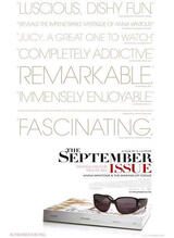 The September Issue - Poster