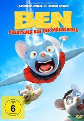 Ben - Abenteuer auf der Mäuseinsel Poster