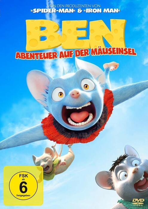 Ben - Abenteuer auf der Mäuseinsel