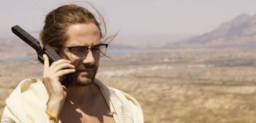 Krisentelefonat in der Wüste