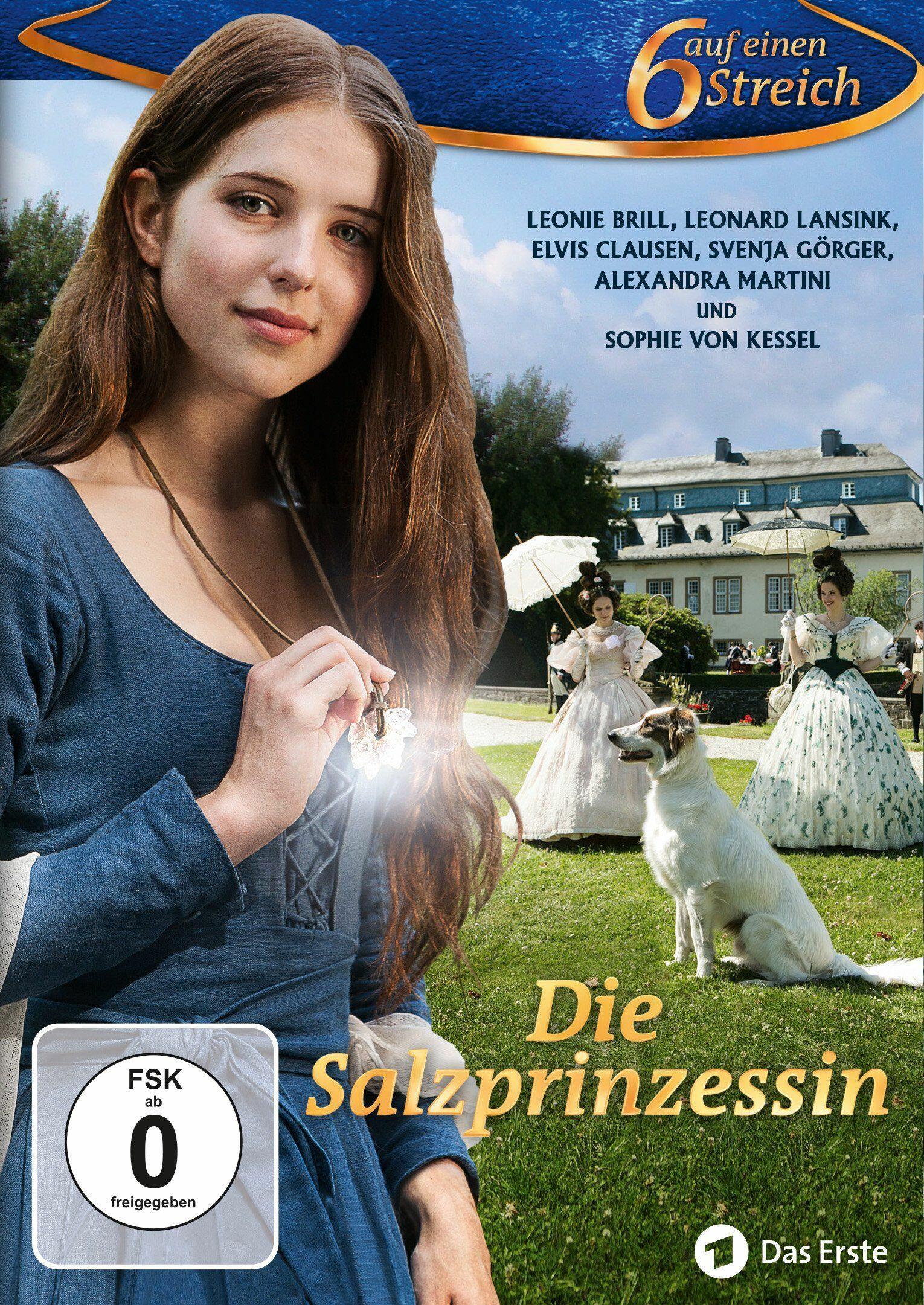 Die Salzprinzessin Film