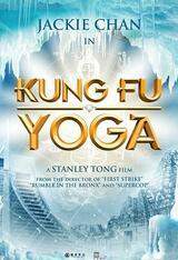 Kung Fu Yoga - Der goldene Arm der Götter - Poster