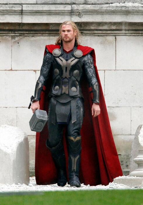 Thor – The Dark Kingdom Kinox