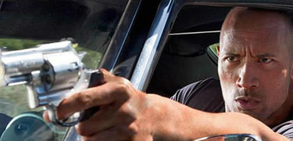 Dwayne 'The Rock' Johnson als knallharter Vater