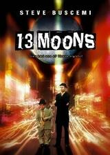 13 Moons - Poster