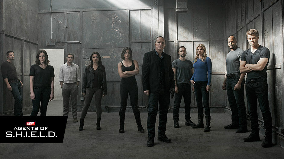Marvel's Agents of S.H.I.E.L.D. mit Chloe Bennet