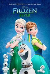 Die Eiskönigin - Party-Fieber - Poster