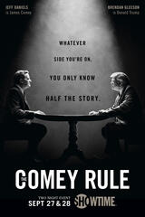 The Comey Rule - Poster