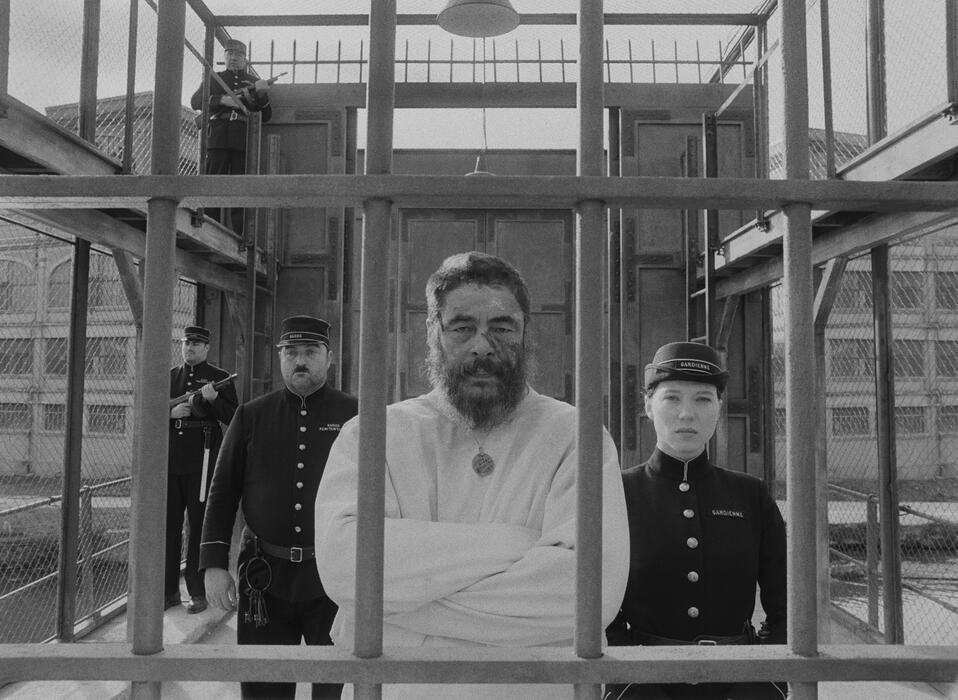 The French Dispatch mit Benicio del Toro und Léa Seydoux