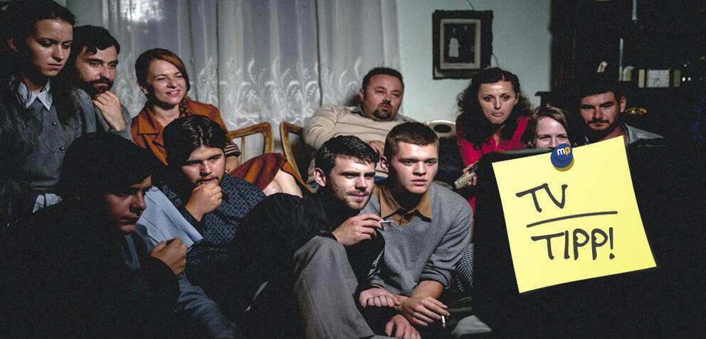 Wie Hollywood Ceausescu stürzte:Nachbarn schauen gemeinsam illegale Filme