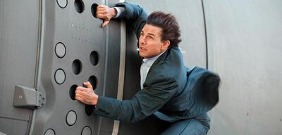 Riskiert für seinen Beruf Kopf und Kragen: Tom Cruise