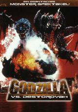 Godzilla gegen Destoroyah - Poster