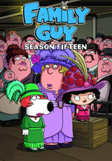 Family Guy - Staffel 15 - Poster