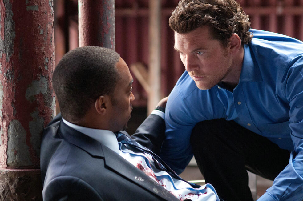 Ein riskanter Plan mit Sam Worthington und Anthony Mackie