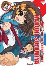 Die Melancholie der Haruhi Suzumiya - Poster