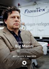 Big Manni - Poster