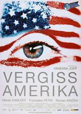 Vergiss Amerika - Poster