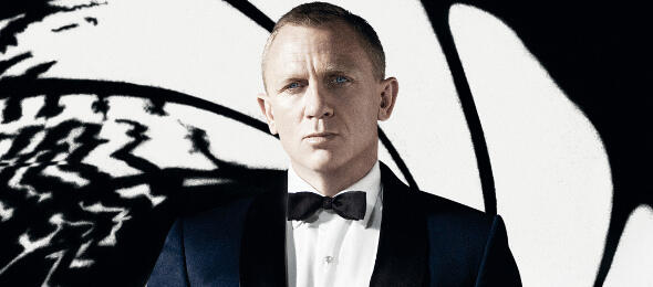 Daniel Craig knallhart in James Bond 007 - Skyfall