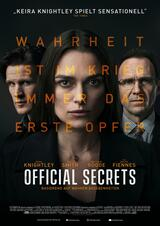 Official Secrets - Poster