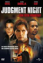 Judgment Night - Zum Töten verurteilt Poster