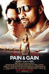 Pain & Gain - Poster